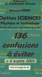 Option sciences