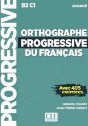 Orthographe progressive du français B2 C1 avancé
