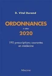 Ordonnances 2020