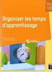 Organiser les temps d'apprentissage