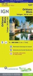 La couverture et les autres extraits de Moulins Vichy. 1/100 000