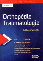 Orthopédie Traumatologie