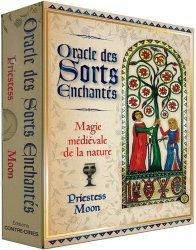 Oracle des sorts enchantés. Magie médiévale de la nature
