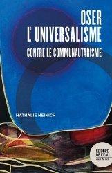 Oser l'universalisme