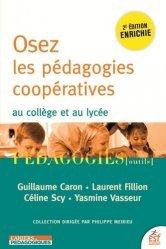 Osez les pédagogies coopératives