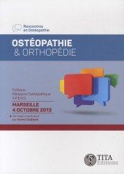 Ostéopathie et orthopédie