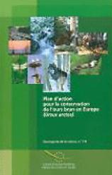 Plan d'action pour la conservation de l'ours brun en Europe (Ursus arctos)