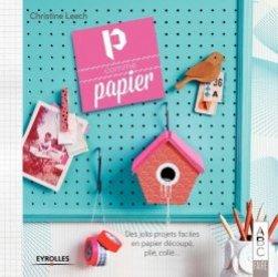 P comme papier