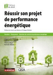 Passation et exécution des contrats de performance énergétique