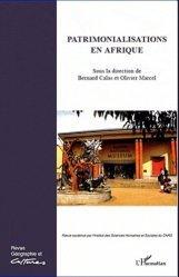 Patrimonialisations en Afrique