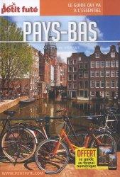 La couverture et les autres extraits de Petit Futé Pays-Bas. Edition 2017-2018