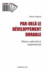 Par-delà le développement durable