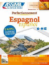 L'espagnol - Pack Applivre Assimil - Perfectionnement