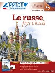 Pack MP3 - Le Russe - Débutants et Faux-débutants