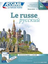 Pack USB - Le Russe - Débutants et Faux-débutants