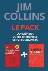Pack en 2 volumes : De la performance à l'excellence ; L'effet volant
