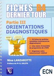 Partie III Orientations diagnostiques