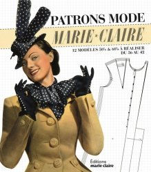 Patrons mode Marie-Claire