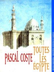 Pascal Coste, toutes les Égypte