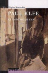 Paul Klee. Sa théorie de l'art