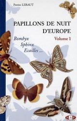 Papillons de nuit d'Europe Volume 1