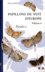 Papillons de nuit d'Europe, volume 4 : Pyrales 2