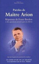 Paroles de Maître Arion