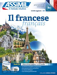 Pack CD - Il Francese - Principianti e Intermedi