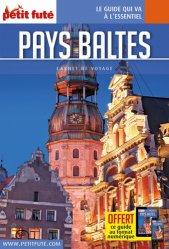 La couverture et les autres extraits de Pays Baltes : Tallinn, Riga, Vilnius. Edition 2017-2018