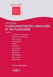 La couverture et les autres extraits de Code de déontologie de l'Ordre des avocats de Paris 2021 - 10e ed.