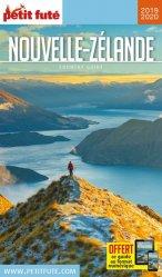 La couverture et les autres extraits de Nouvelle-Zélande. Edition 2018