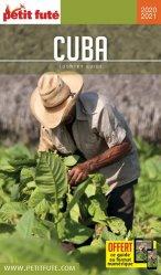La couverture et les autres extraits de Cuba. 6e édition
