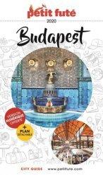 La couverture et les autres extraits de Petit Futé Budapest. Edition 2016