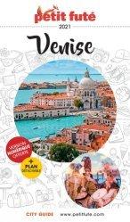 Petit Futé Venise. Edition 2020. Avec 1 Plan détachable
