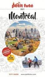 Petit Futé Montréal. Edition 2021. Avec 1 Plan détachable