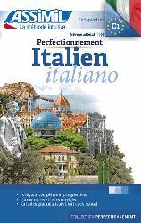Italien Perfectionnement - Méthode Assimil Livre - Intermédiaire