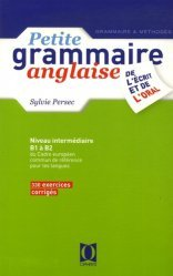 Petite grammaire anglaise