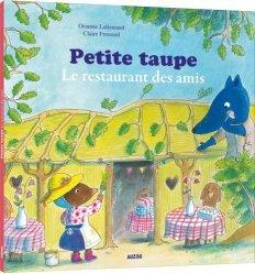 PETITE TAUPE  -  LE RESTAURANT DES AMIS  |