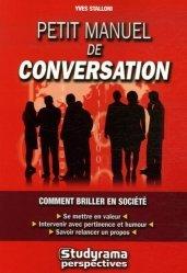 Petit manuel de conversation