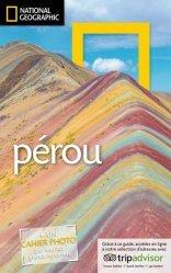 La couverture et les autres extraits de Pérou. Edition 2018