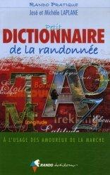 Petit dictionnaire de la randonnée