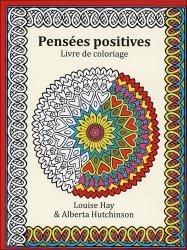 Pensées positives. Livre de coloriage
