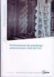Performances du poudrage anticorrosion