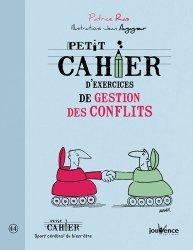 La couverture et les autres extraits de Petit cahier d'exercices de gestion des conflits