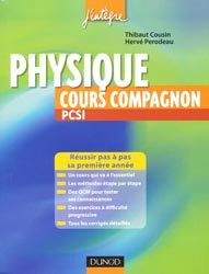 Physique Cours compagnon PCSI