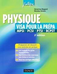 La couverture et les autres extraits de Physique 1ère année BCPST - VÉTO