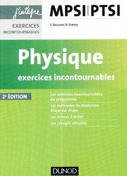 La couverture et les autres extraits de Physique-Chimie MPSI
