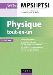 Physique tout-en-un MPSI-PTSI