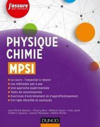 La couverture et les autres extraits de Physique tout-en-un MPSI-PTSI