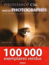 Photoshop CS6 pour les photographes